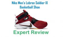 Nike Mens Lebron Soldier IX Basketball Shoe review